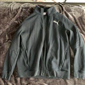 Black Jacket - Medium